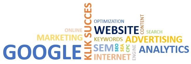 Diensten Online Marketing Klik Succes